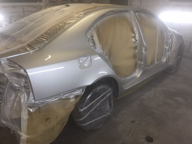 Бюджетная покраска авто / СКИДКА на полный перекрас