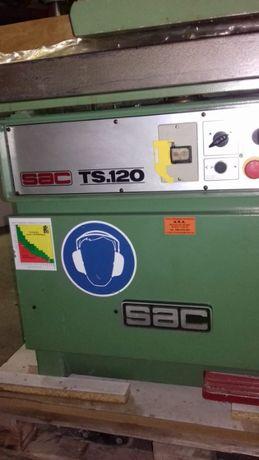Frezarka dolnowrzecionowa SAC TS120