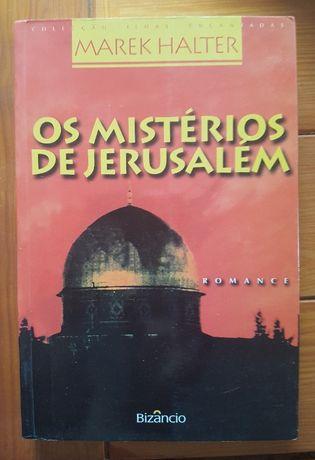 Marek Halter - Os mistérios de Jerusalém