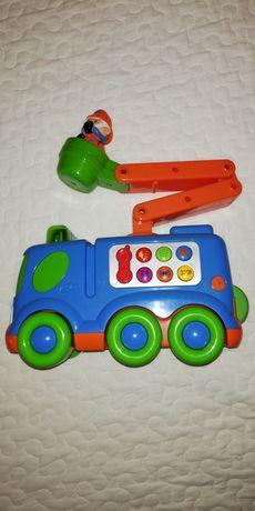 Brinquedo imaginarium carro bombeiro