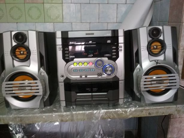 Музыкальный центр Daewoo xg 536