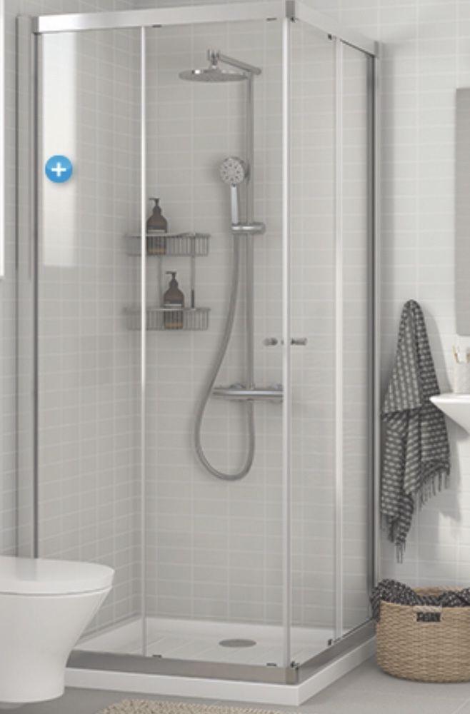 Divisória de banho Sanitana - Nova