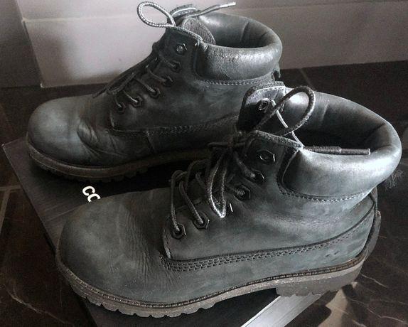 CONFRONT classic boot CFWWB216002 czarne 38 skóra naturalna