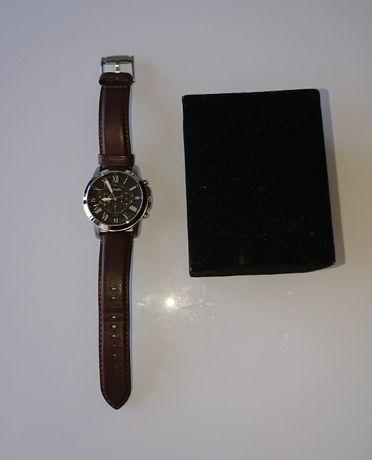 Relógio Fóssil como novo