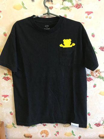 Diamond grizzly x thrasher polar palace supreme футболка