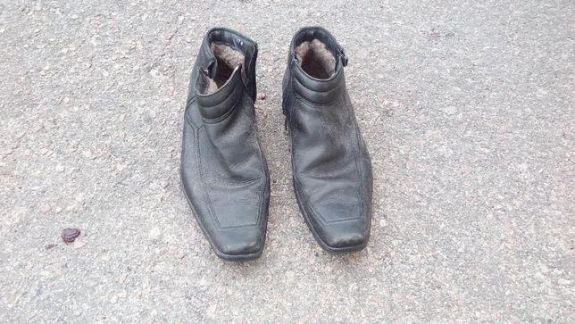 Продам зимові туфлі
