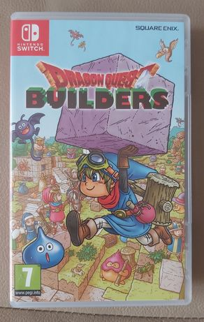 Dragon quest builders na nintendo switch