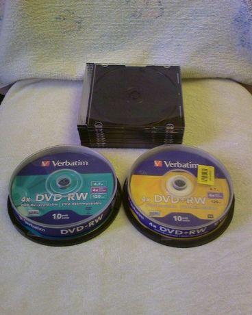 Продам новые DVD диски с коробочками.