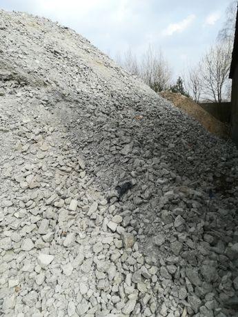 Kruszywo betonowe, kamienie łochów stoczek jadów kamieńczyk urle