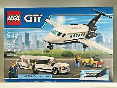 LEGO 60102 Aeroporto Serviço VIP NOVO