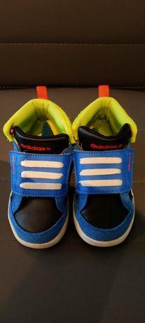 Buty chłopięce hoopsy Adidas rozmiar 23
