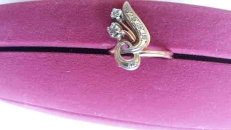Кольцо золотое / золота жіноча каблучка 3,57 грам