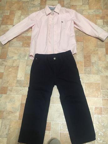 Костюм на выпускной , рубашка / брюки Tommy Hilfiger 3-4 года
