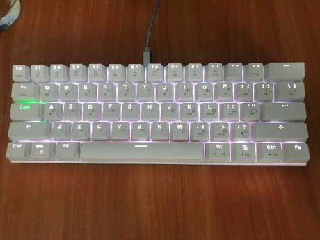 Механическая клавиатура motospeed ck62