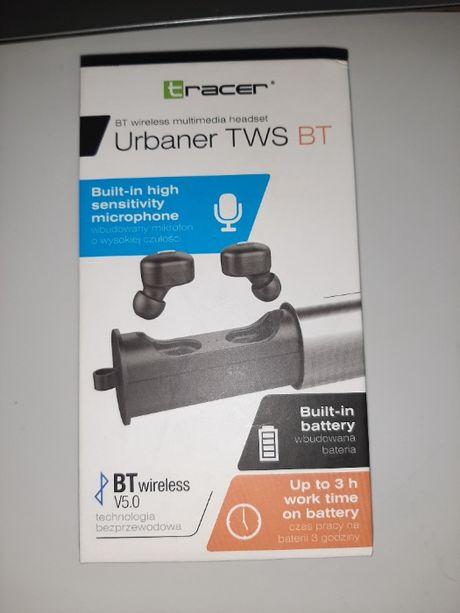 Słuchawki bezprzewodowe Tracer Urbaner TWS BT