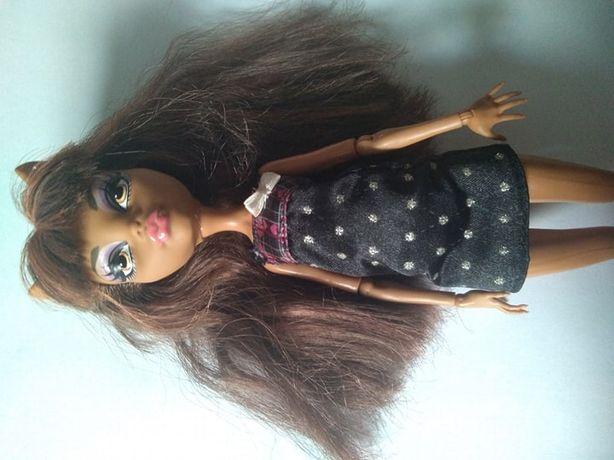 Clawdeen Lalka Monster High