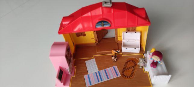 Składany domek Maszy