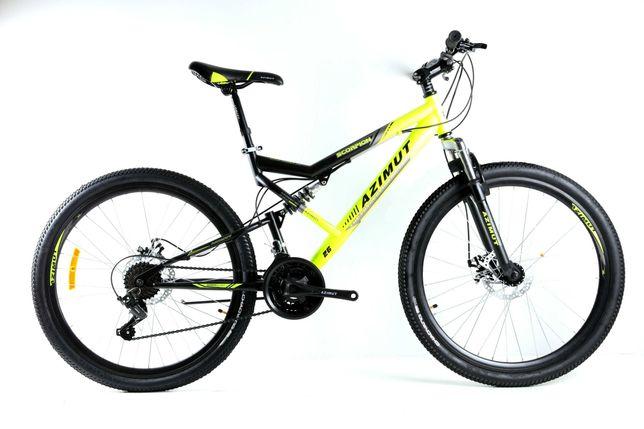 "Велосипед Azimut Scorpion 24"" 26"" Акционная цена!!"