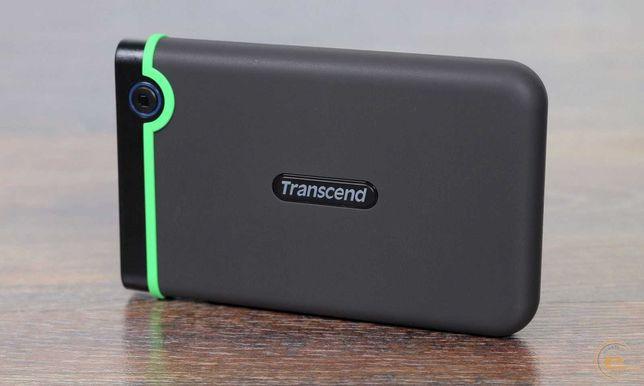 "Жесткий диск Transcend StoreJet 25M3S 1TB 2.5"" USB 3.1"