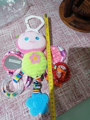 Pêndulo bebé, brinquedo multifunções