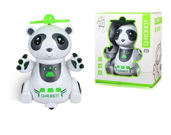 Robot Panda Dançarino