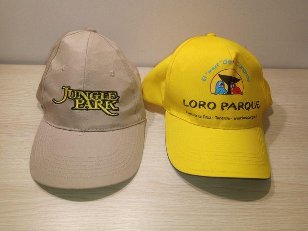 Czapka z daszkiem Jungle Park, Loro Park