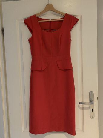 Sukienka czerwona 36