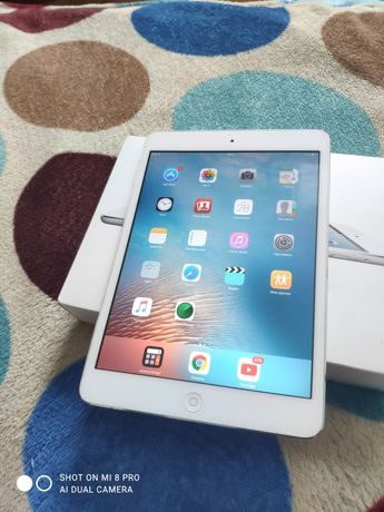 Ipad mini 16 gb A1432 , icloud чист . Оригинал Дисплей
