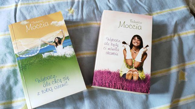 Zestaw książek Frederico Moccia