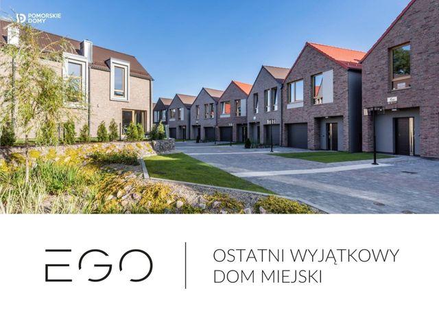 Gotowy nowoczesny dom miejski (143,1 m2) - Gdańsk