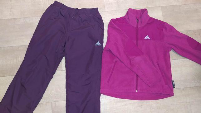 Спортивный костюм Adidas (оригинал) девочке 7-8лет