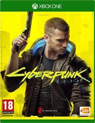 Cyberpunk 2077 na wszystkie konsole xbox one series s I x