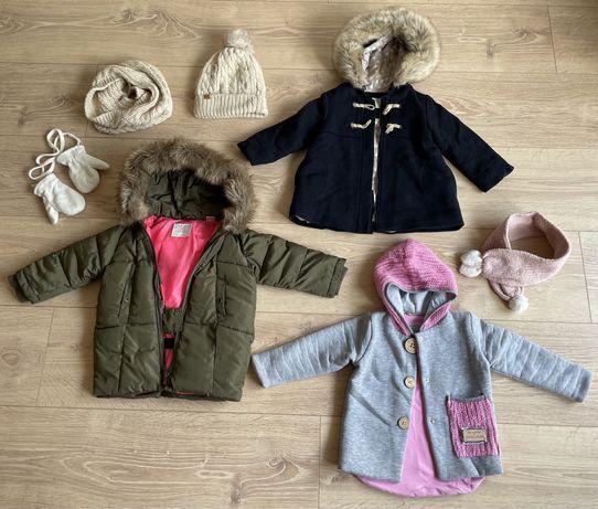 Ubranka dla dziewczynki 98-104