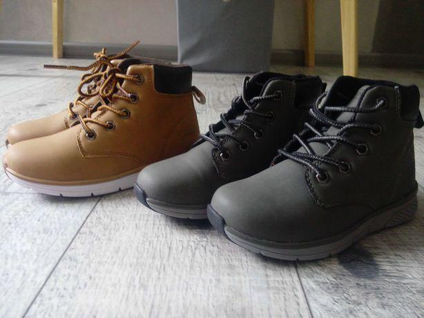 Демисезонные ботинки Lupilu 27 р. Ботинки Cherokee для мальчика 18 см.