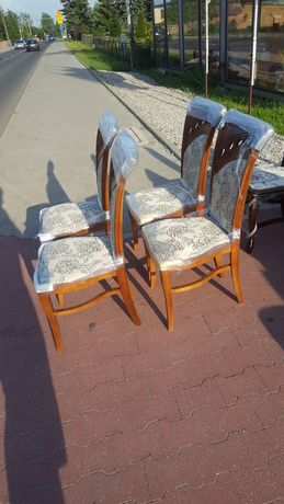 Piękne krzesła 8szt.
