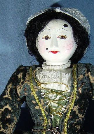 Кукла шарнирная в стиле Queen Anne Pandora - 40 см