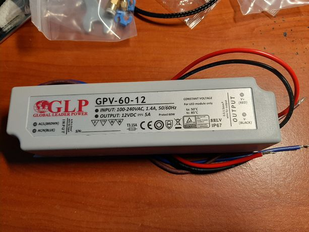 Zasilacz do LED GPV-60-12
