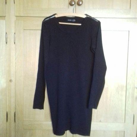 Sukienka tunika sweterkowa L XL