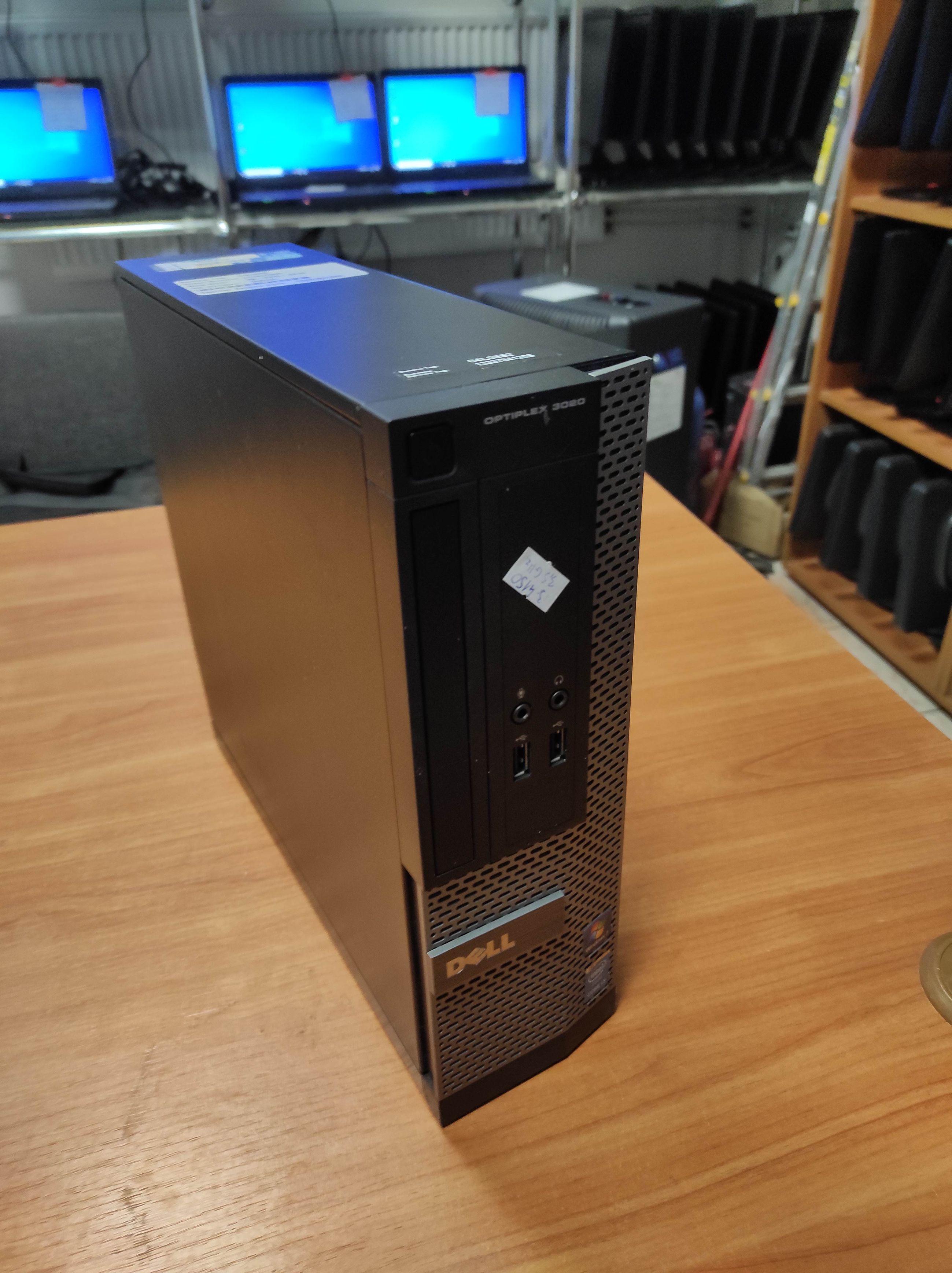 Komputer Dell 3020 i3 4 generacja 8GB 240GB SSD Windows 10 Pro