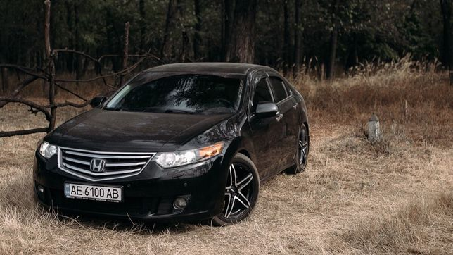 Honda Accord Advanced не Executive а ТОП