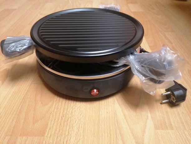Raclette grill elektryczny