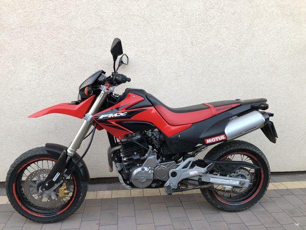 Honda FMX 650 4t stan bdb kategoria a2
