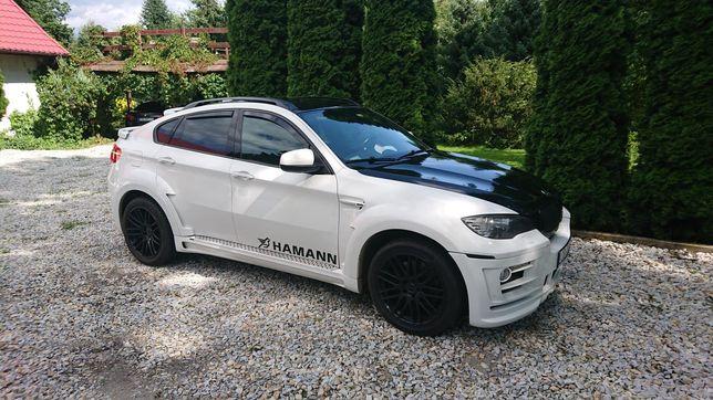 Bmw X6 Oryginalny Hamann