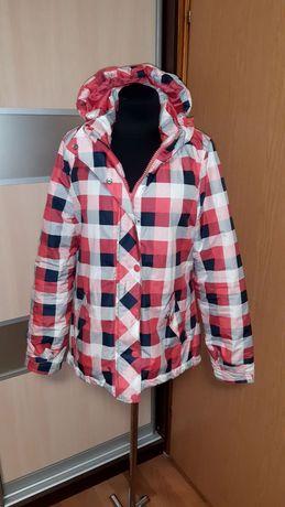 Фирменная зимняя термо куртка Chillin рр xl 50 в идеале