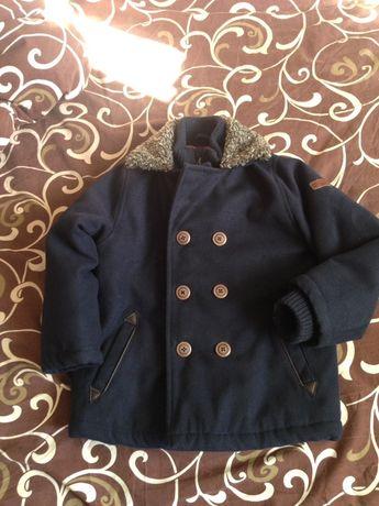 Пальто для хлопчика junior