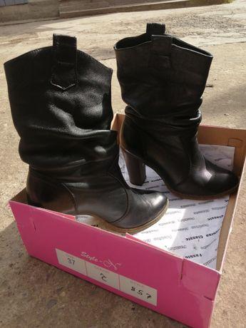 Черевички туфлі 37