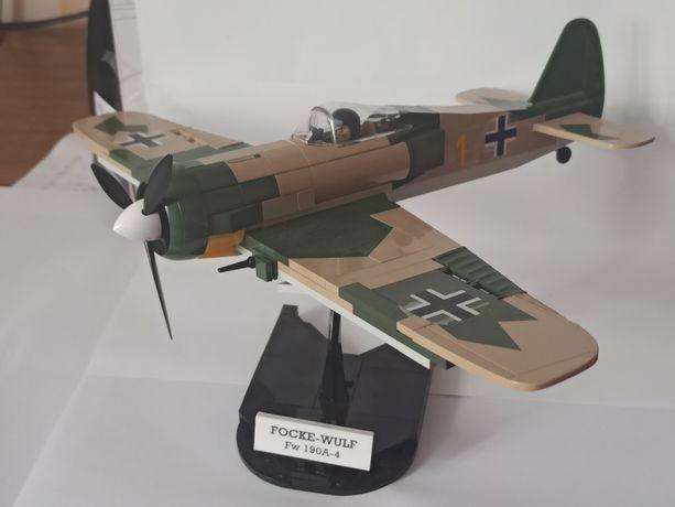 Лего COBI самолёт FOCKE WULF Fw 190A-4