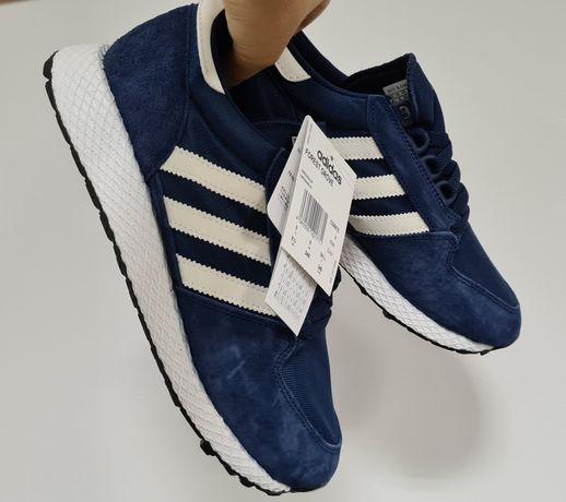 Nowe Adidas Forest Grove 39 1/3, retro sportowe