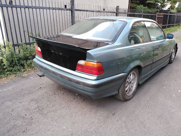 BMW E36 Coupe Lekka Klapa CSL