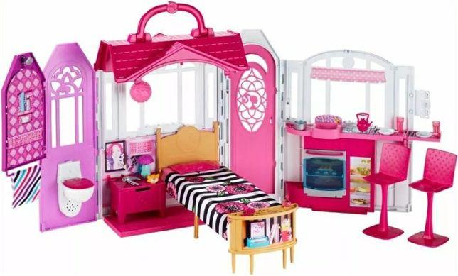 Nowoczesny domek dla Barbie CLD97 MATTEL
